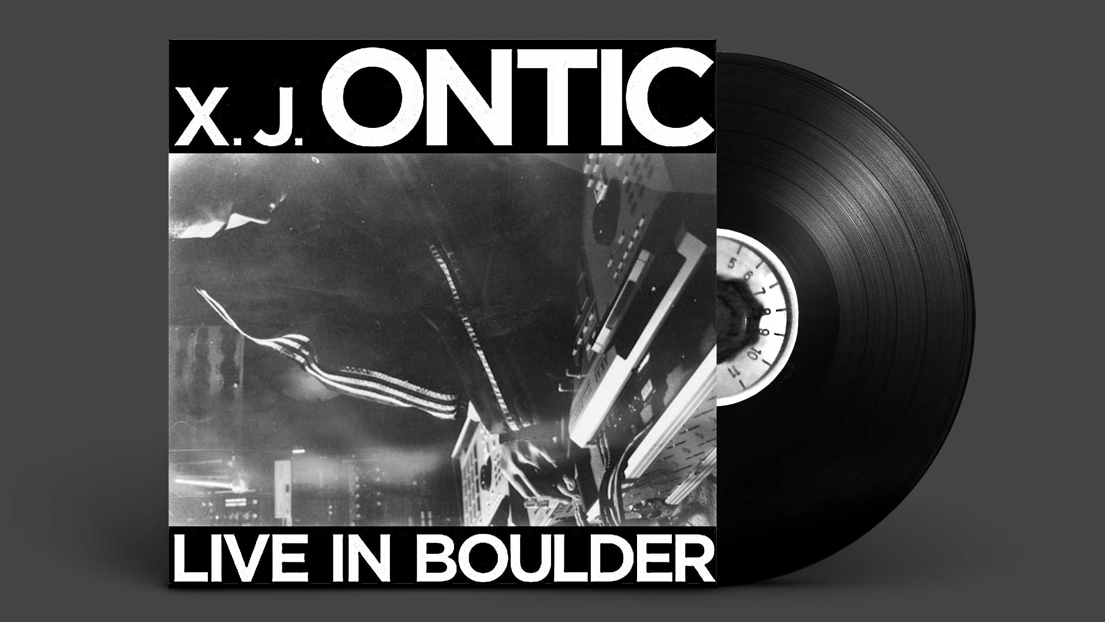 "XJ Ontic ""Live in Boulder"""